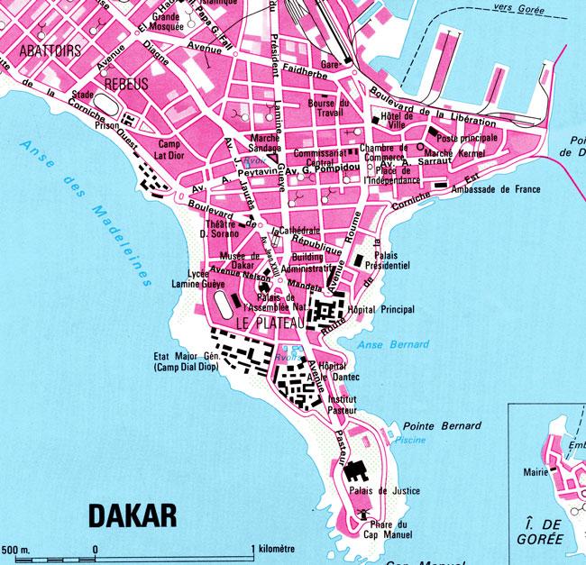 Globe reporters for Plan de dakar